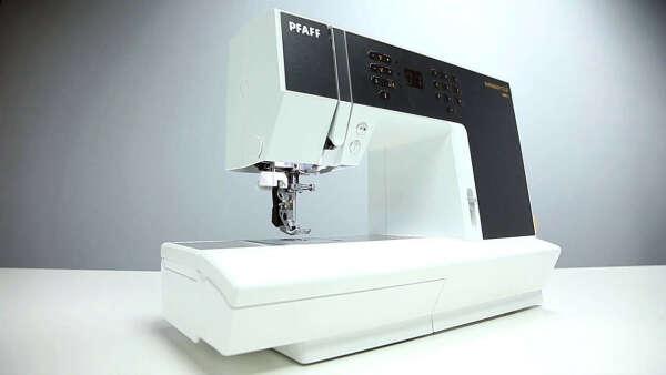Швейная машина Pfaff Passport 2.0 — купить по выгодной цене на Яндекс.Маркете