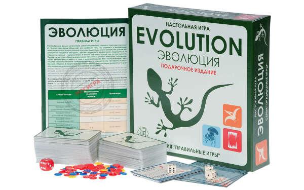 Настольная игра Эволюция / Evolution