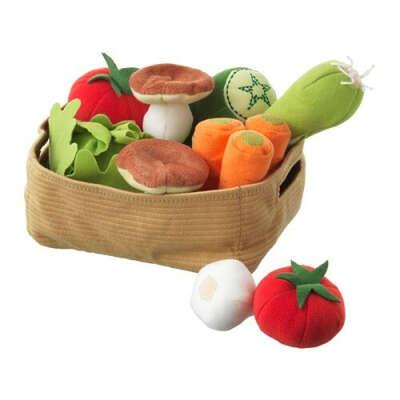 ДУКТИГ Овощи, 14 предм   - IKEA