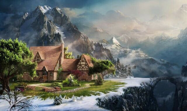 Пожить в горах пару деньков с дорогими и любимыми