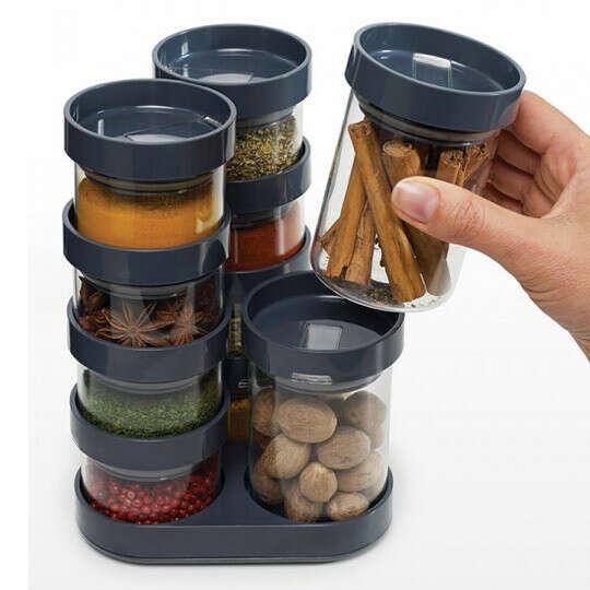 Набор емкостей для хранения специй 'Carousel Spice'