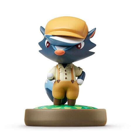 amiibo - Kicks (Animal Crossing Series)