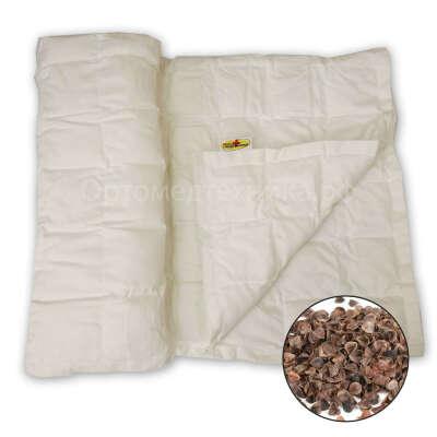 Утяжеленное одеяло (лузга гречихи)