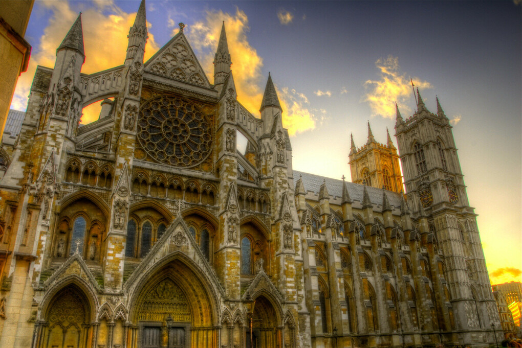 Посетить Вестминстерское аббатство
