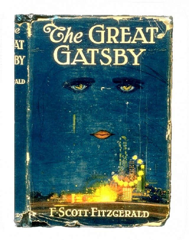 """Прочитать """"Великий Гэтсби"""" <3"""