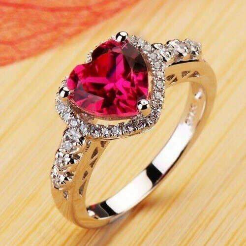 Хочу кольцо с рубином