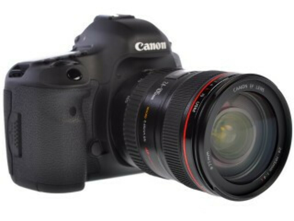 Зеркальная камера Canon EOS 5D Mark III Kit 24-105mm IS