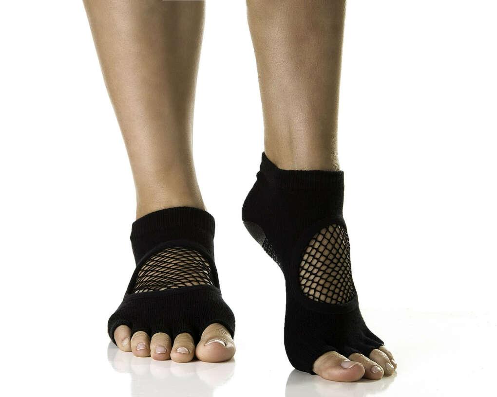 PILATES SOCKS FOR WOMEN NON-SLIP GRIPS