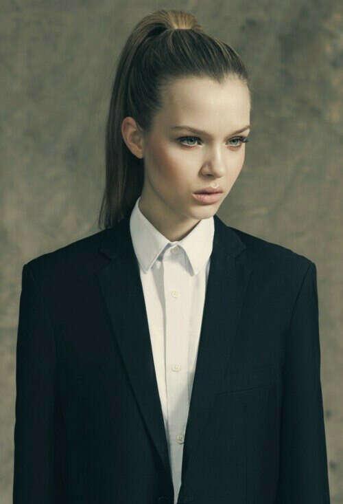 Блузка и пиджак)