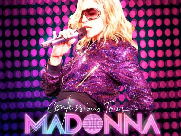 Сходить на концерт Мадонны