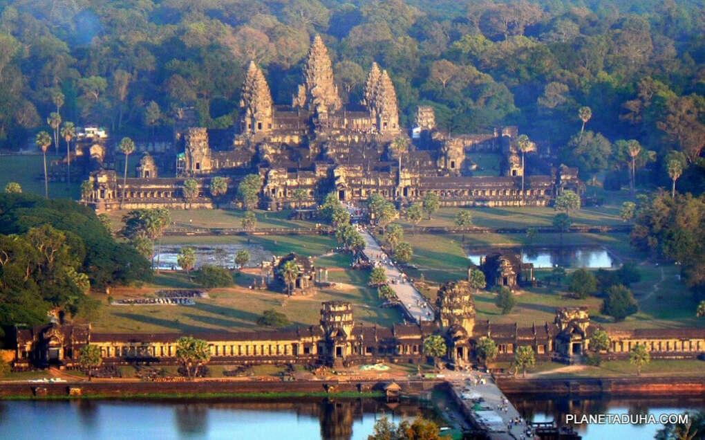 Хочу побывать в Ангкор Ват ( Камбоджа )