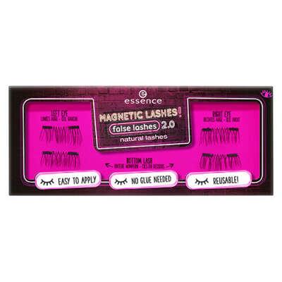 Накладные ресницы `ESSENCE` MAGNETIC LASHES! магнитные Natural lashes