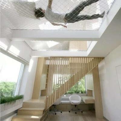 Потолок/пол - гамак