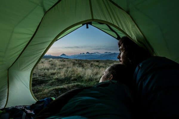 Любовь и палатка