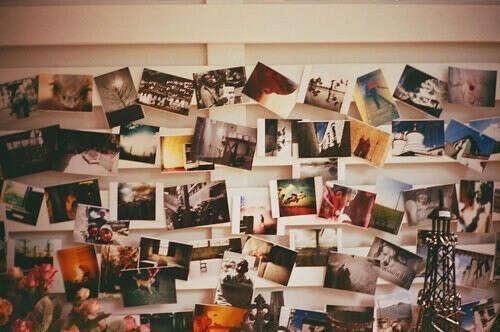 Коллаж воспоминаний