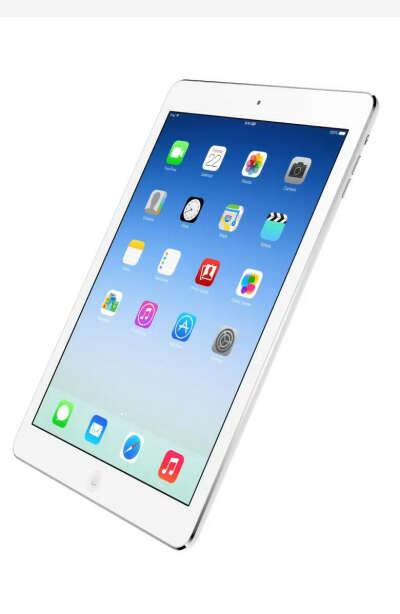 iPad Air WI-FI + LTE 16GB SILVER