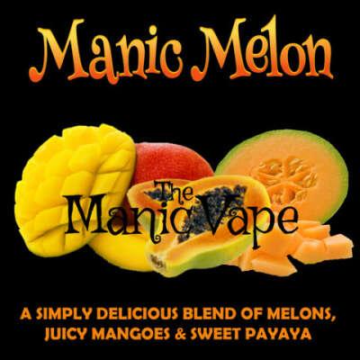 Manic Melon 60ml   Grumpyvapes