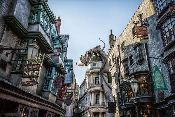 Посетить Wizarding World of Harry Potter (Universal Orlando Resort)