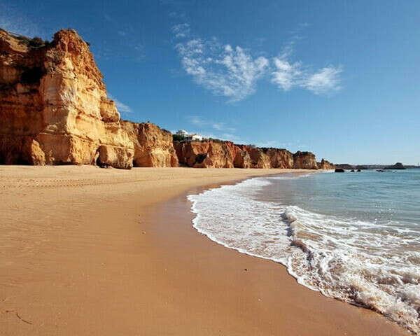 в Португалию к океану