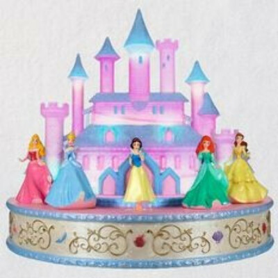 Disney Princess Live Your Story Interactive Musical Tabletop Decoration With Light