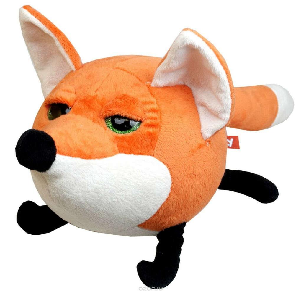 Fancy Мягкая игрушка Лиса 21 см