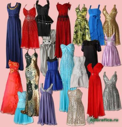 Хочу много красивых платьев