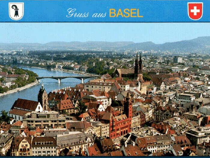 Побывать в Базеле