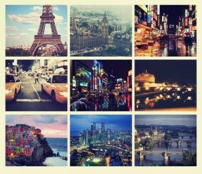 Много путешествовать