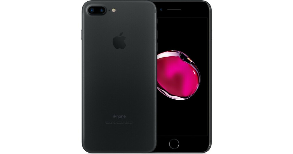 iPhone7 Plus 128ГБ, чёрный