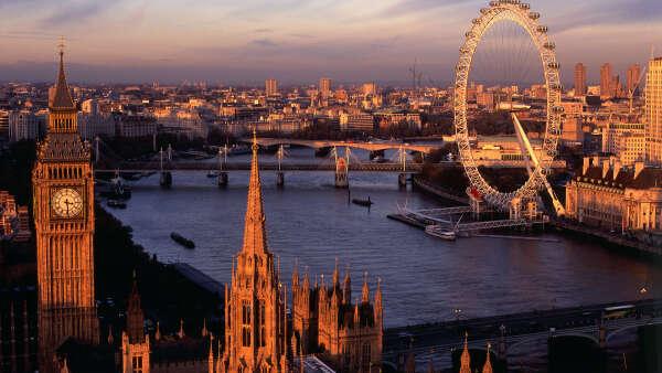 Посетить Лондон