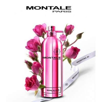 Montale Roses Elixir: парфюмированная вода