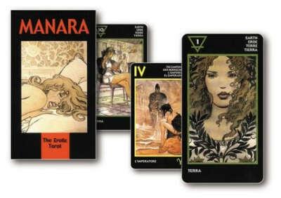 Manara tarot deck