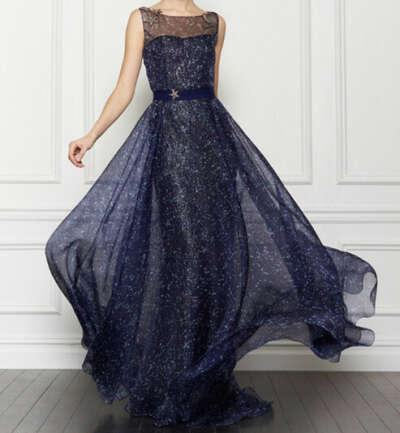 Пошить платье своей мечты на выпускной