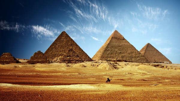 Visit Egypt