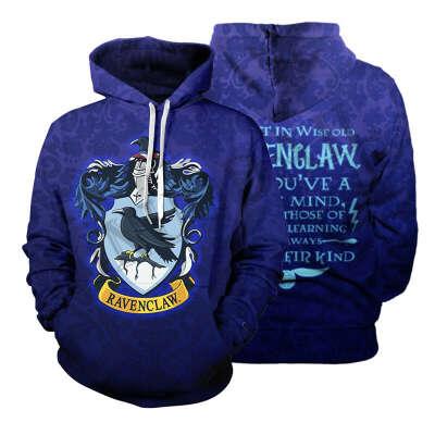 Wizardry толстовка Ravenclaw