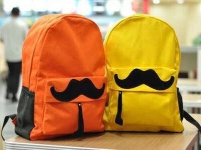 Рюкзак с усами