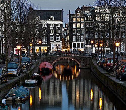 Я хочу в Амстердам