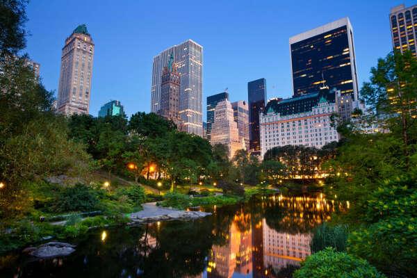 Жить в доме с видом на Central Park, New York