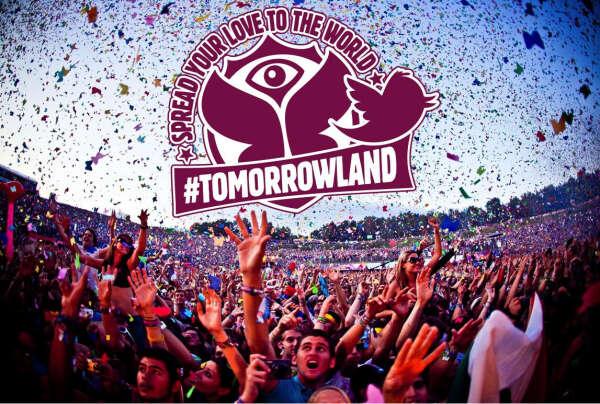 Посетить Tomorrowland