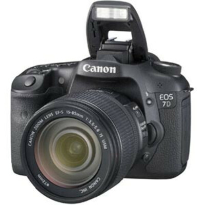 Canon EOS 7D Kit 15-85