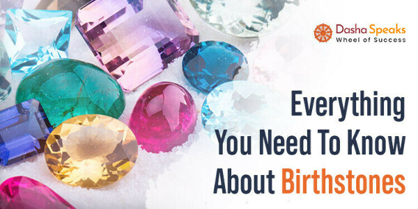 What Are Birthstones - List By Names, Colors And Meanings