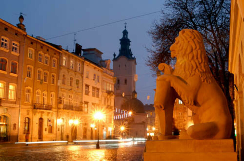 Поїхати у Львів!