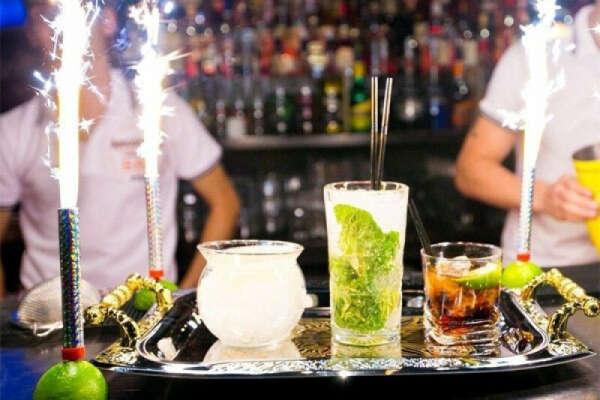Курсы бармена и создания своих коктейлей