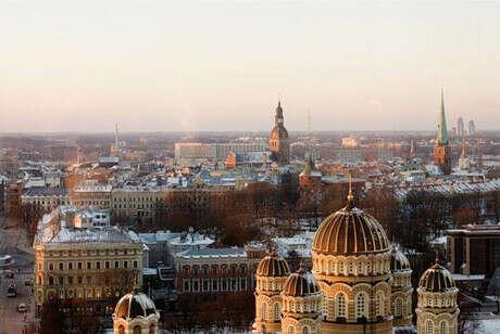 Побывать в Латвии