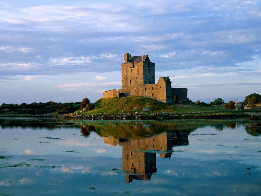 Поехать в Ирландию
