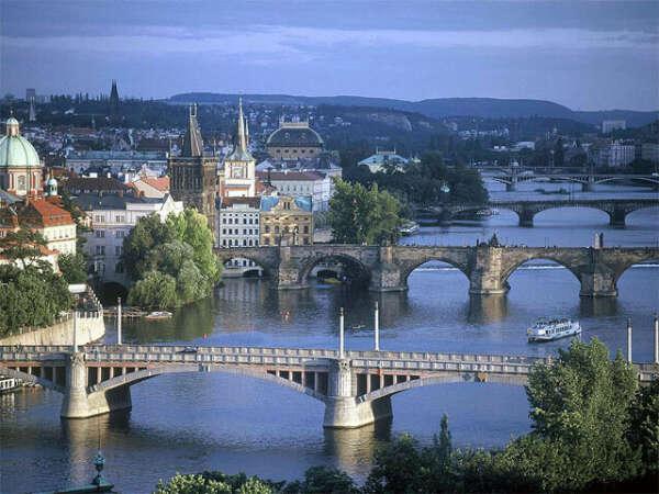 Я хочу побывать в Праге