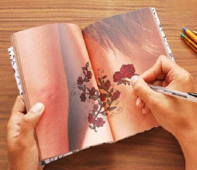 Tattoo Notebook