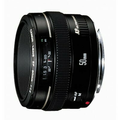 объектив Canon 50mm f/1.4 USM