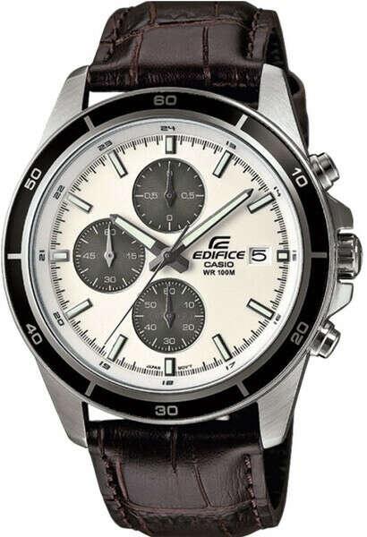 Часы Casio EDIFICE EFR-526L-7A [EFR-526L-7AVEF] купить. Официальная гарантия. Отзывы покупателей.