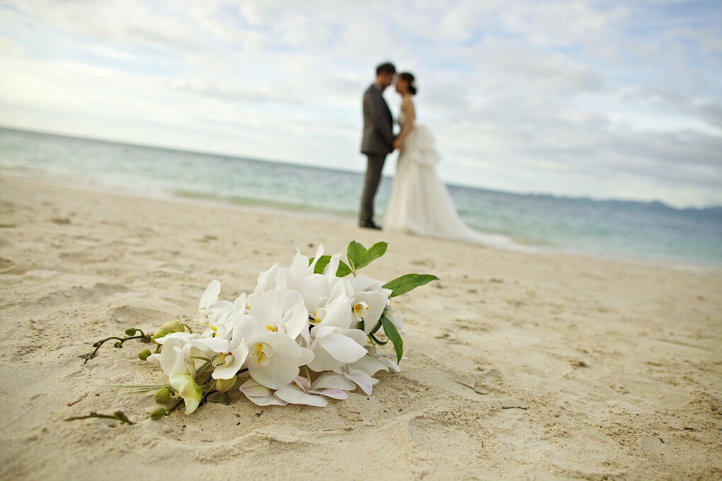 Красивую свадьбу